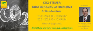 CO2-Steuer 2021
